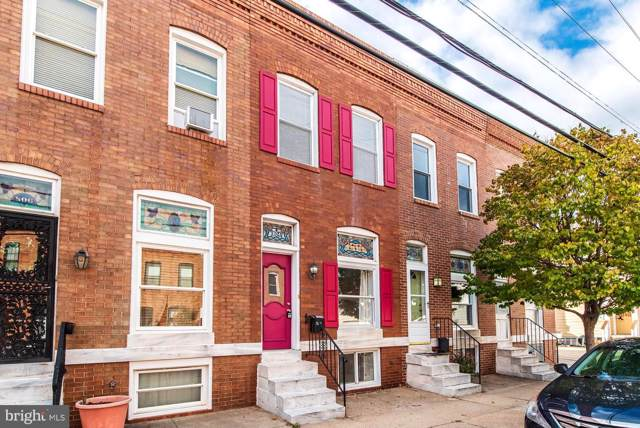 804 S Eaton Street, BALTIMORE, MD 21224 (#MDBA465278) :: SURE Sales Group