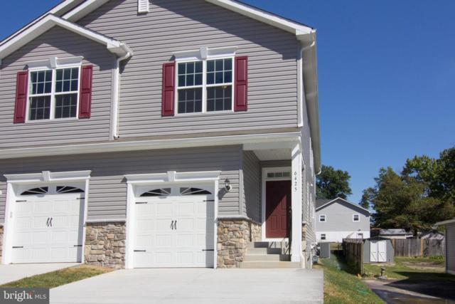 6338 B Beechfield Avenue, ELKRIDGE, MD 21075 (#MDHW262230) :: Eng Garcia Grant & Co.