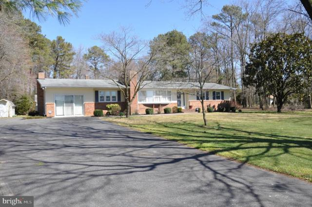 2921 Sheephouse Road, POCOMOKE CITY, MD 21851 (#MDWO105654) :: Circadian Realty Group