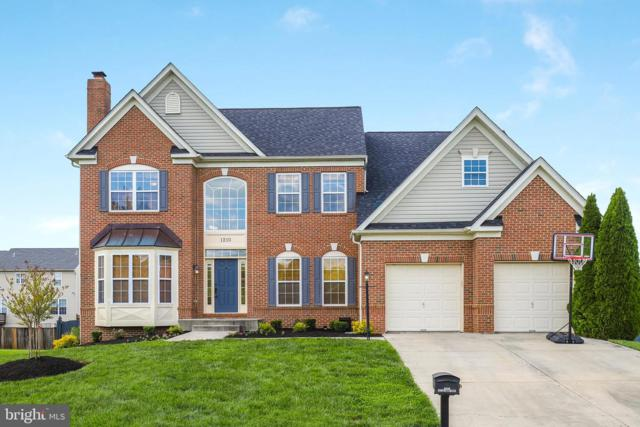 1210 Fescue Circle, LA PLATA, MD 20646 (#MDCH201132) :: The Riffle Group of Keller Williams Select Realtors