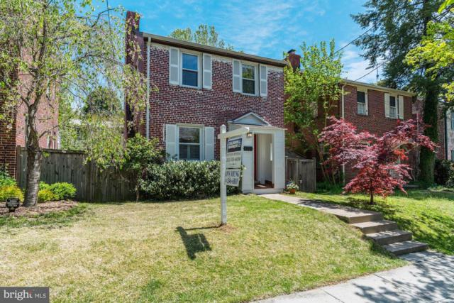 5325 42ND Place NW, WASHINGTON, DC 20015 (#DCDC423538) :: Great Falls Great Homes
