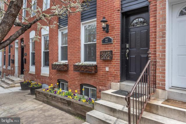 27 N Patterson Park Avenue, BALTIMORE, MD 21231 (#MDBA465320) :: SURE Sales Group