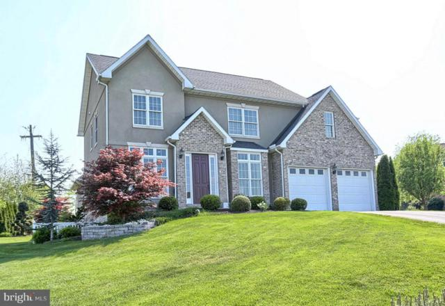 115 Moonlight Drive, GREENCASTLE, PA 17225 (#PAFL165010) :: Teampete Realty Services, Inc