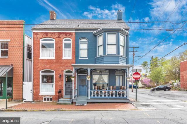 22 W 4TH Street, FREDERICK, MD 21701 (#MDFR244994) :: The Maryland Group of Long & Foster