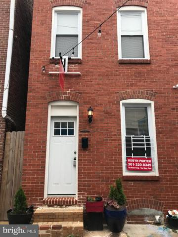 100 N Madeira Street, BALTIMORE, MD 21231 (#MDBA465378) :: Advance Realty Bel Air, Inc