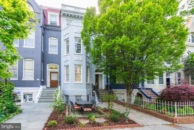 1815 19TH Street NW #1, WASHINGTON, DC 20009 (#DCDC423658) :: Crossman & Co. Real Estate