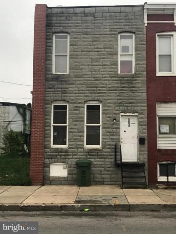 504 S Pulaski Street, BALTIMORE, MD 21223 (#MDBA465404) :: ExecuHome Realty