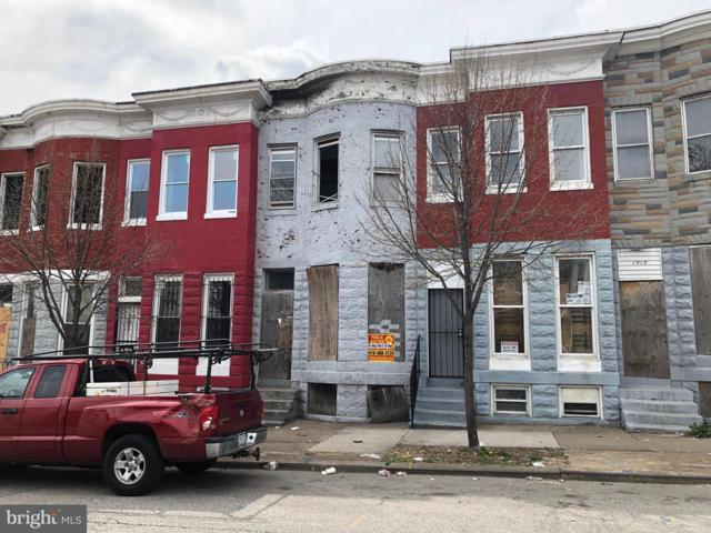 1712 N Monroe Street, BALTIMORE, MD 21217 (#MDBA465432) :: Advance Realty Bel Air, Inc