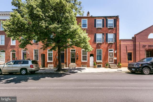 1133 S.  Hanover Street, BALTIMORE, MD 21230 (#MDBA465450) :: The Maryland Group of Long & Foster