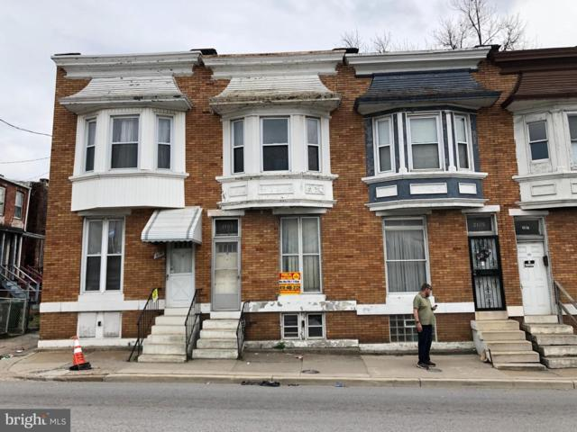 2103 W Mulberry Street, BALTIMORE, MD 21223 (#MDBA465454) :: Radiant Home Group