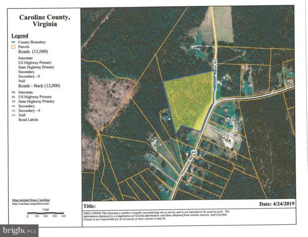 Perimeter, MILFORD, VA 22514 (#VACV120022) :: RE/MAX Cornerstone Realty