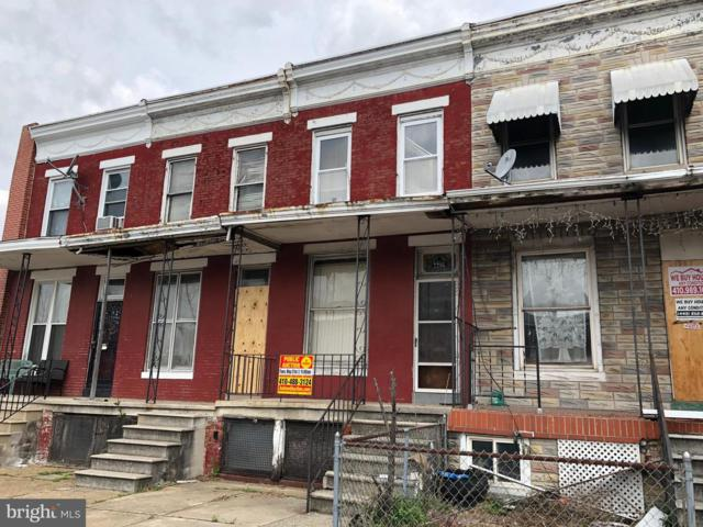 2216 E North Avenue, BALTIMORE, MD 21213 (#MDBA465462) :: Eng Garcia Grant & Co.