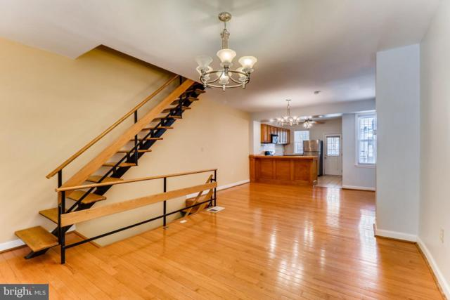 607 Rappolla Street, BALTIMORE, MD 21224 (#MDBA465478) :: The Miller Team