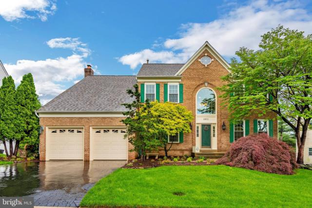 8911 Bradford Way, FREDERICK, MD 21701 (#MDFR245046) :: The Maryland Group of Long & Foster