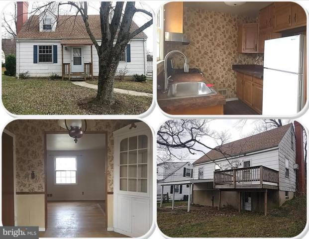10523 Howard Avenue, COCKEYSVILLE, MD 21030 (#MDBC455154) :: The Maryland Group of Long & Foster