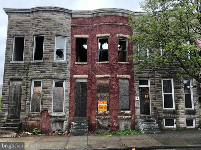 1222 N Patterson Park Avenue, BALTIMORE, MD 21213 (#MDBA465528) :: Advance Realty Bel Air, Inc