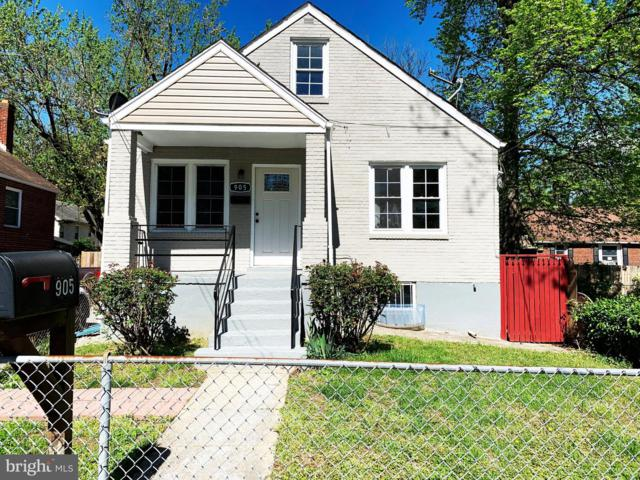 905 Larchmont Avenue, CAPITOL HEIGHTS, MD 20743 (#MDPG525364) :: The Licata Group/Keller Williams Realty