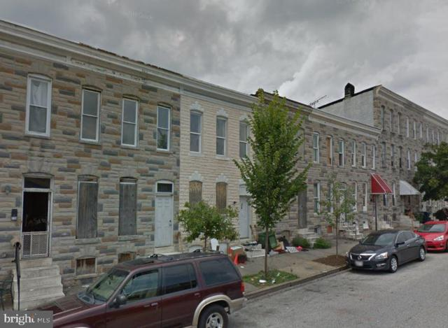 216 S Payson Street, BALTIMORE, MD 21223 (#MDBA465638) :: The Redux Group