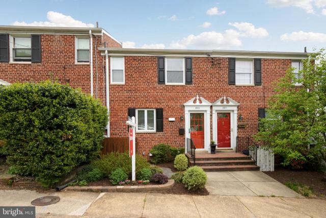 2913 Hickory Street, ALEXANDRIA, VA 22305 (#VAAX234704) :: Advance Realty Bel Air, Inc