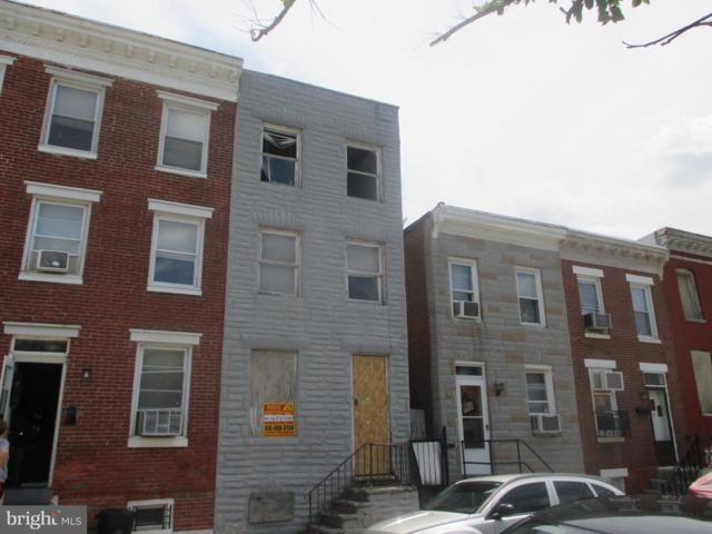 2615 Dulany Street, BALTIMORE, MD 21223 (#MDBA465680) :: Radiant Home Group
