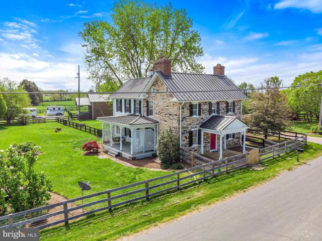 20596 Airmont Road, BLUEMONT, VA 20135 (#VALO381870) :: Browning Homes Group