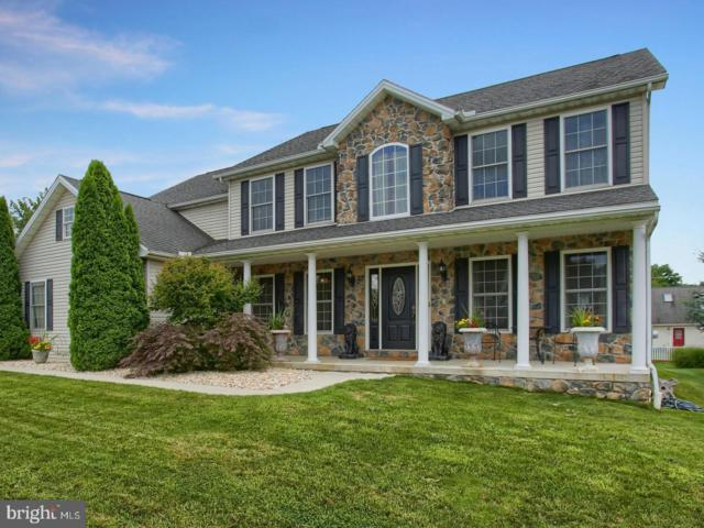 408 William Drive, SHIPPENSBURG, PA 17257 (#PACB112410) :: ExecuHome Realty