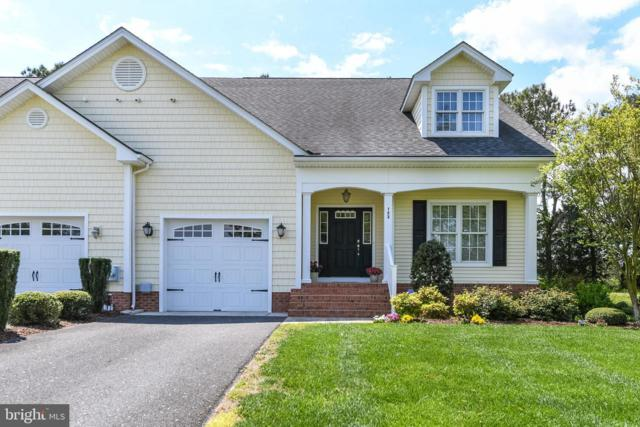 122 Hunters Way, SALISBURY, MD 21801 (#MDWC103052) :: The Windrow Group