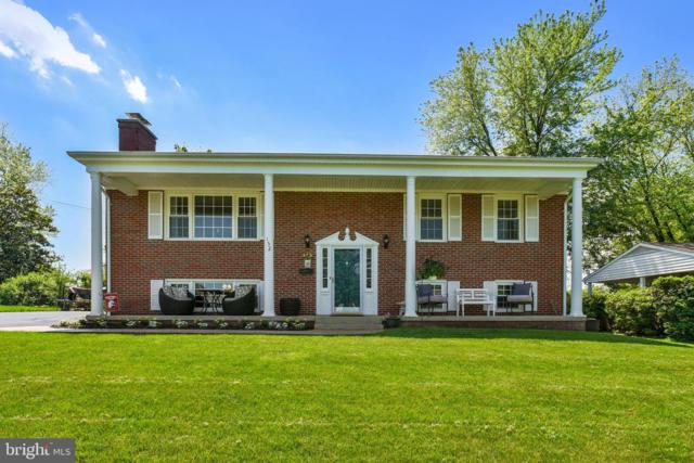 132 Prospect Drive SW, LEESBURG, VA 20175 (#VALO381930) :: ExecuHome Realty