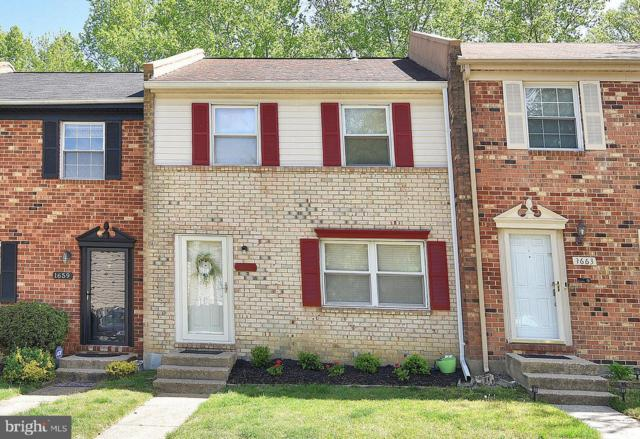 1661 Forest Hill Court, CROFTON, MD 21114 (#MDAA397350) :: Circadian Realty Group