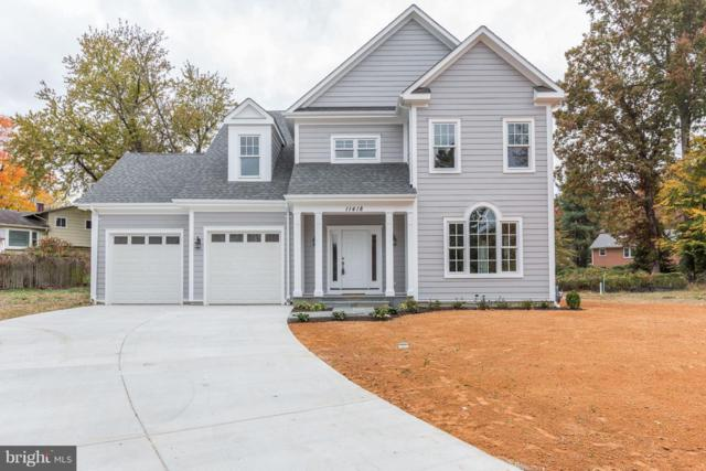 11418 Nairn Road, SILVER SPRING, MD 20902 (#MDMC654902) :: The Maryland Group of Long & Foster Real Estate