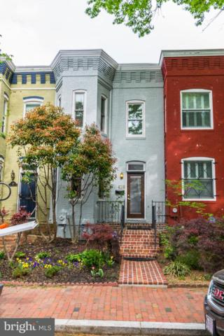 428 15TH Street SE, WASHINGTON, DC 20003 (#DCDC424030) :: The Maryland Group of Long & Foster Real Estate