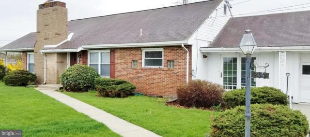 606 E Main Street Extension, EMMITSBURG, MD 21727 (#MDFR245142) :: Great Falls Great Homes