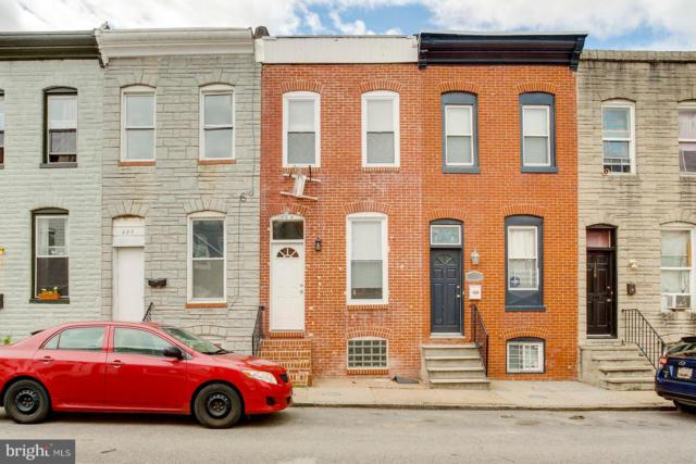 124 N Rose Street, BALTIMORE, MD 21224 (#MDBA465826) :: The Maryland Group of Long & Foster Real Estate