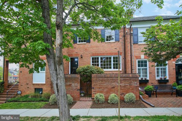307 Gibbon Street, ALEXANDRIA, VA 22314 (#VAAX234754) :: Shamrock Realty Group, Inc