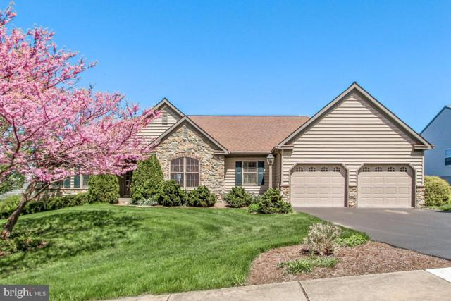 671 Mountain Laurel Lane, YORK, PA 17402 (#PAYK115402) :: The Joy Daniels Real Estate Group