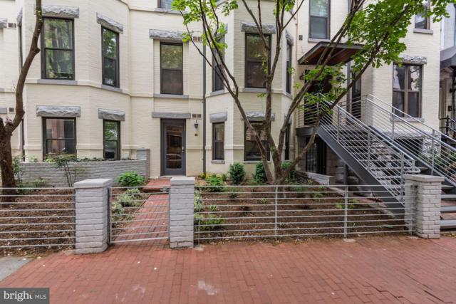 1124 25TH Street NW T2, WASHINGTON, DC 20037 (#DCDC424100) :: Shamrock Realty Group, Inc