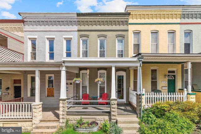 1114 W 38TH Street, BALTIMORE, MD 21211 (#MDBA465894) :: ExecuHome Realty