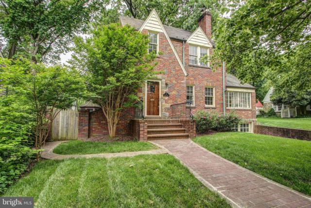 9 Hilltop Road, SILVER SPRING, MD 20910 (#MDMC655014) :: ExecuHome Realty