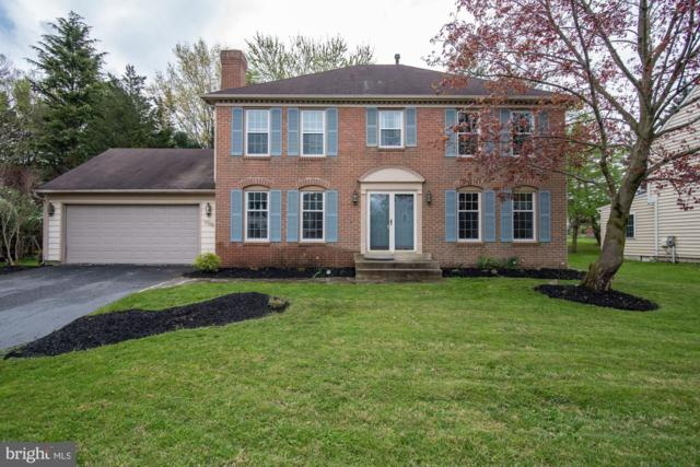 17703 Saint Agnes Way, OLNEY, MD 20832 (#MDMC655070) :: The Miller Team