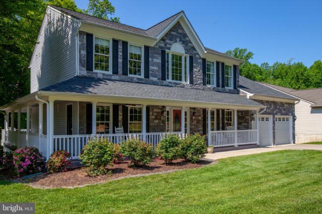 23 Evanshire Drive, FREDERICKSBURG, VA 22406 (#VAST209976) :: The Riffle Group of Keller Williams Select Realtors