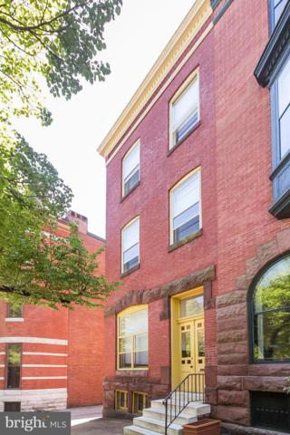 607 Reservoir Street, BALTIMORE, MD 21217 (#MDBA466002) :: ExecuHome Realty
