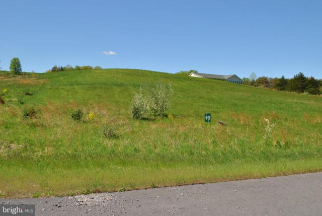 Lot #10 Earhart Court SW, PETERSBURG, WV 26847 (#WVGT102802) :: Pearson Smith Realty
