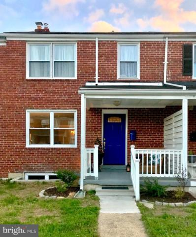 1017 Reverdy Road, BALTIMORE, MD 21212 (#MDBA466024) :: ExecuHome Realty