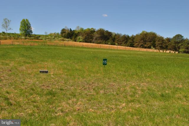 Lot # 15 Yeager Court SW, PETERSBURG, WV 26847 (#WVGT102806) :: Pearson Smith Realty