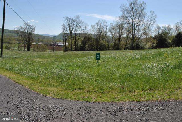 Lot # 2 Post Lane, PETERSBURG, WV 26847 (#WVGT102812) :: Pearson Smith Realty