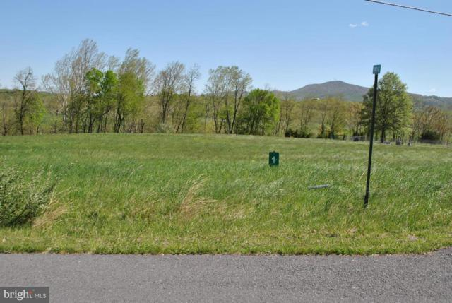 Lot # 1 Post Lane, PETERSBURG, WV 26847 (#WVGT102814) :: Pearson Smith Realty