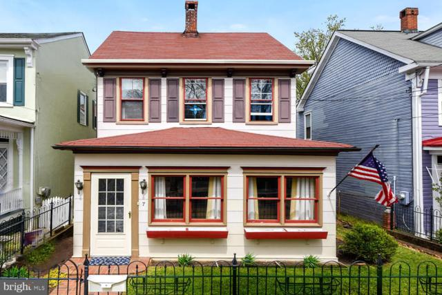 7 Hill Street, ANNAPOLIS, MD 21401 (#MDAA397506) :: ExecuHome Realty