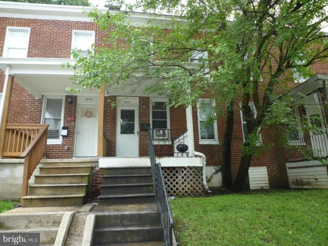 3217 Elmley Avenue, BALTIMORE, MD 21213 (#MDBA466082) :: The Bob & Ronna Group