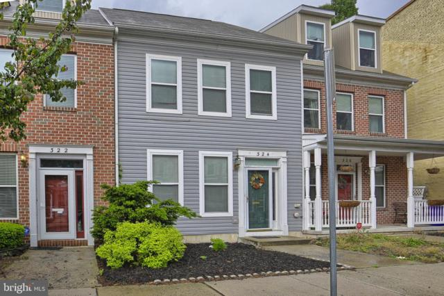 324 Hamilton Street, HARRISBURG, PA 17102 (#PADA109668) :: The Joy Daniels Real Estate Group