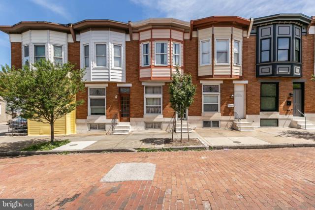 105 S Potomac Street, BALTIMORE, MD 21224 (#MDBA466132) :: John Smith Real Estate Group